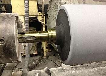Emborrachamento de cilindro